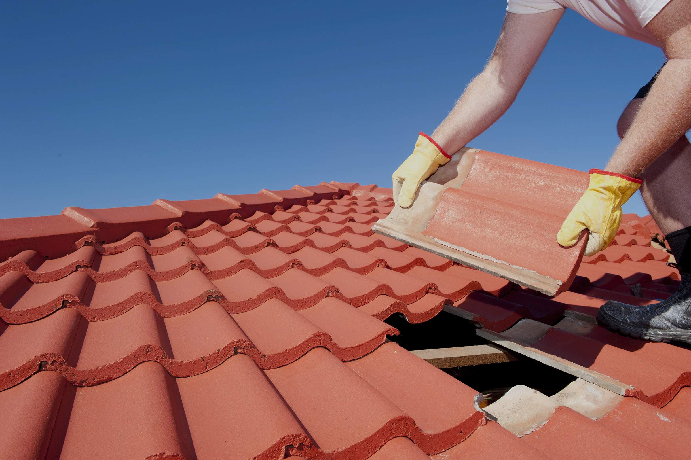 YOU'RE ROOFING EXPERTS